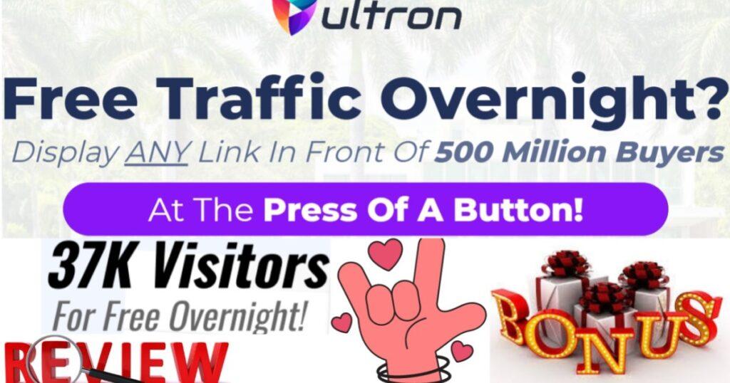 Ultron App Review